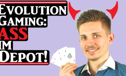 Hidden Champions: Evolution Gaming Aktie | VIEL Gewinn, KEINE Moral 😈 sündige Aktien #3