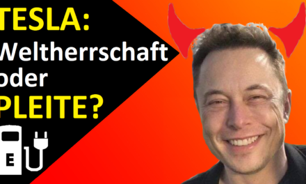 Tesla Aktie – Chance oder Geldgrab?
