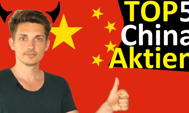 5 beste China-Aktien 2019